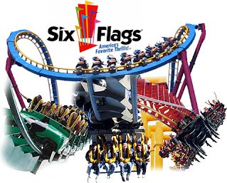 Six Flags Magic Mountain Scooter Rentals